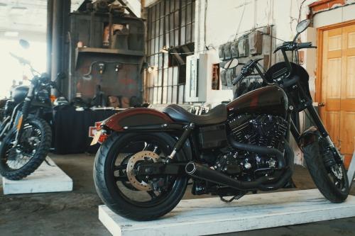 Latus Motors Harley-Davidson Booth