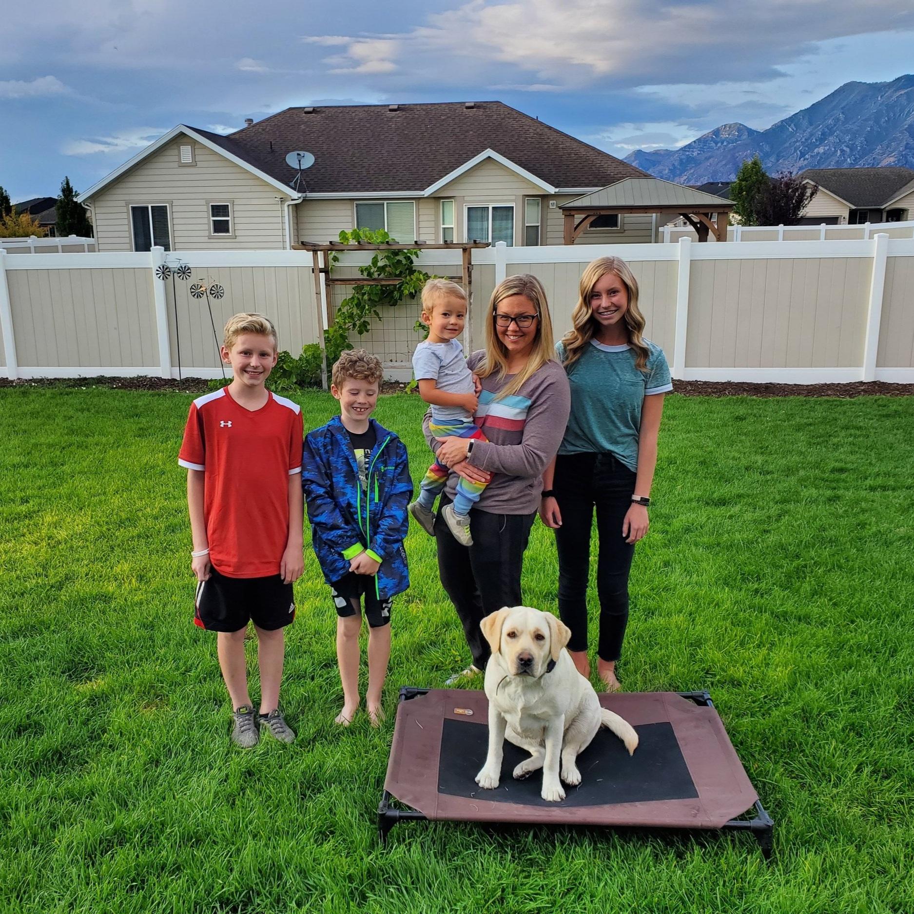 Dog Training for the Whole Family | Spanish Fork, UT | Bakers Acres K9 Academy