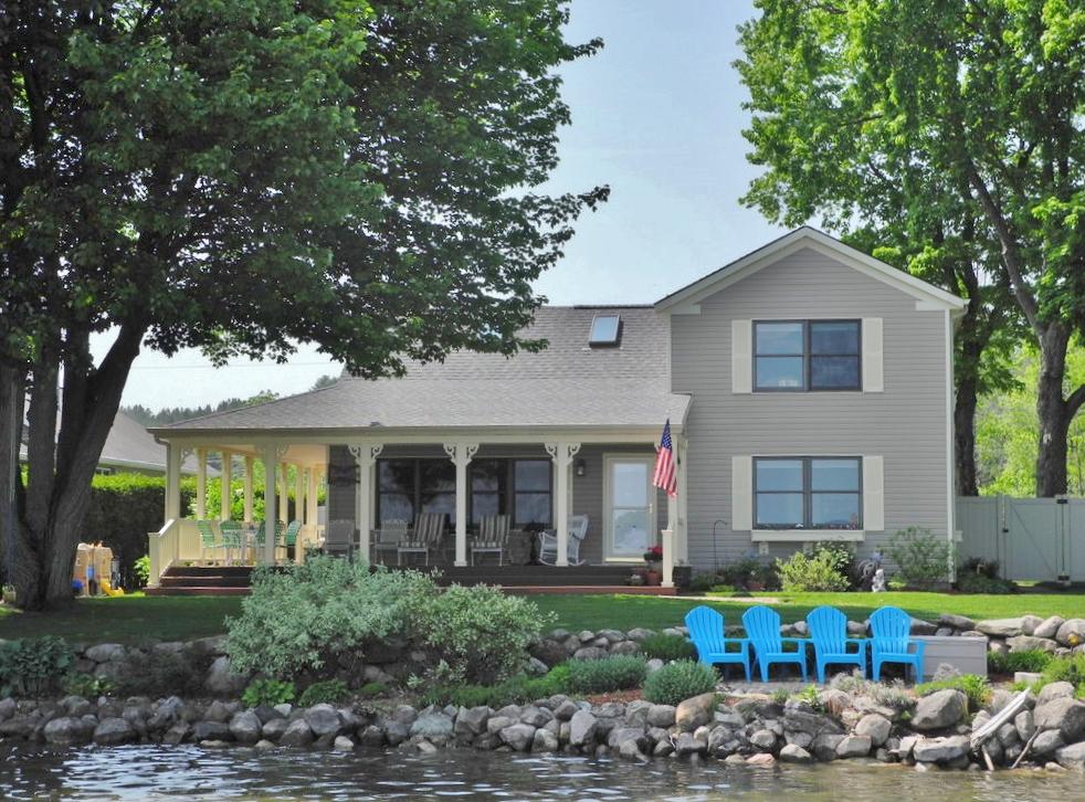 8273 S Solon Park Road, Cedar, Lake Leelanau Waterfront For Sale by Oltersdorf Realty LLC (3).JPG
