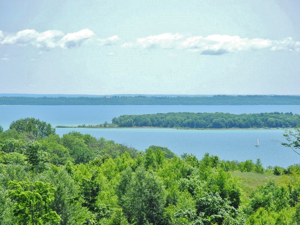 1942 N Blue Water Ct, Suttons Bay, Leelanau, Water view, for sale by Oltersdorf Realty Leelanau County Realtors (2).JPG
