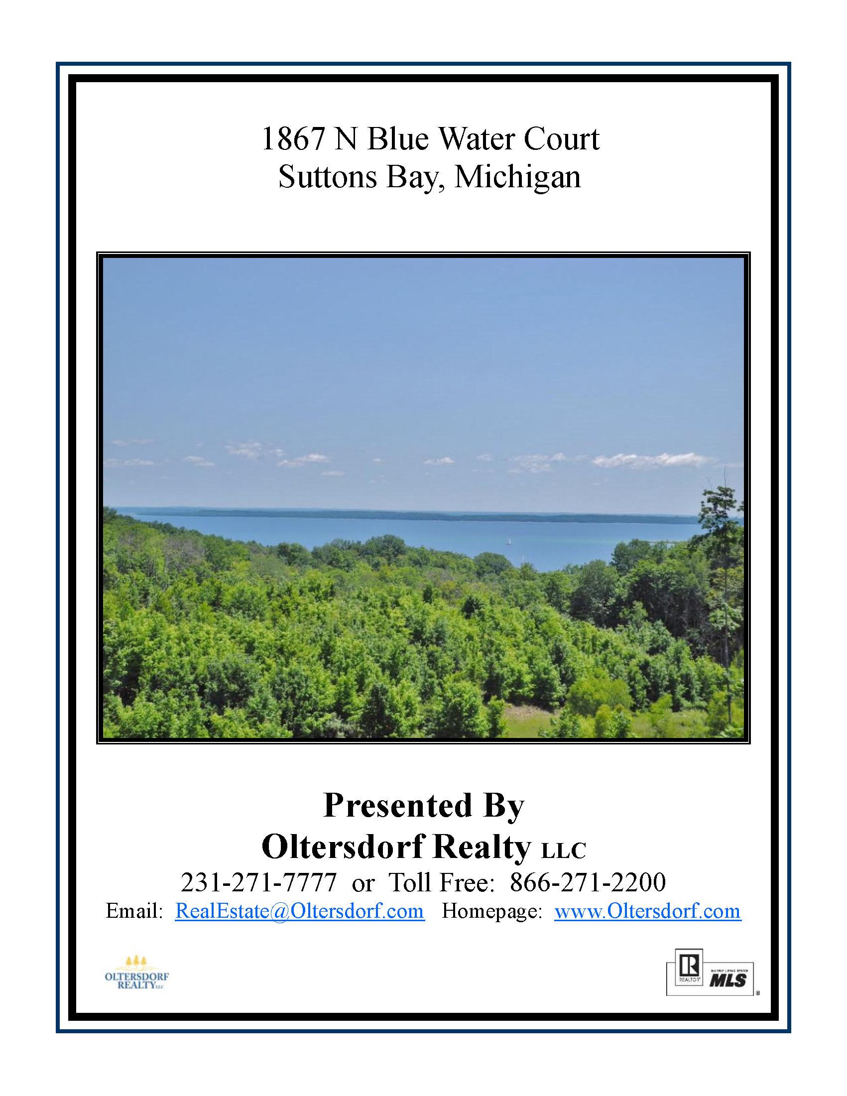 1867 N Blue Water Ct, Suttons Bay, Oltersdorf Realty Marketing Packet (1).jpg