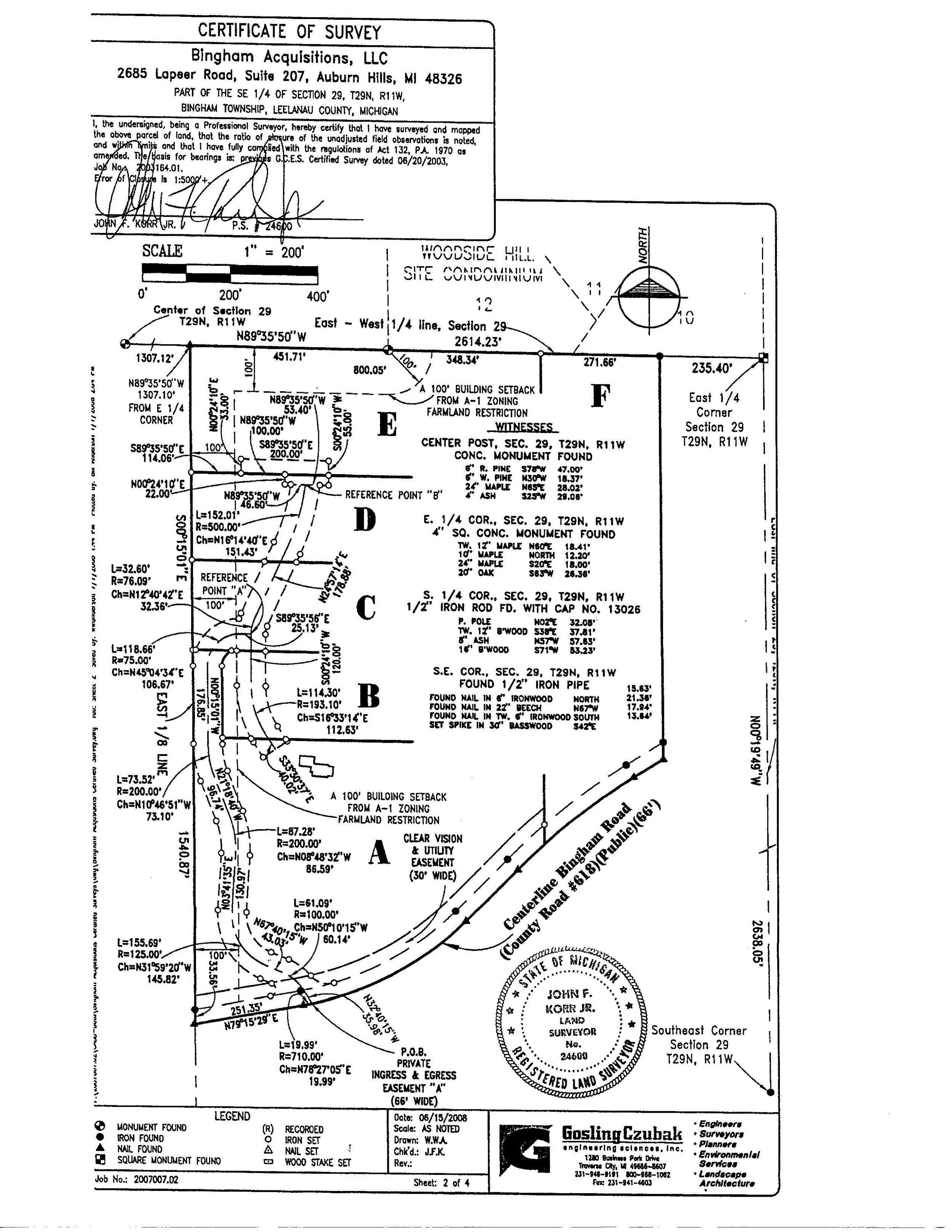 9797 E Bingham Rd, Traverse City, MI – 32 Acre Water View Parcel for sale by Oltersdorf Realty LLC - Marketing Packet (24).jpg
