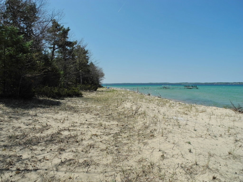 Parcel E - Beautiful Shores, Traverse City, Old Mission, waterfront vacant parcel for sale by Oltersdorf Realty LLC (3).JPG
