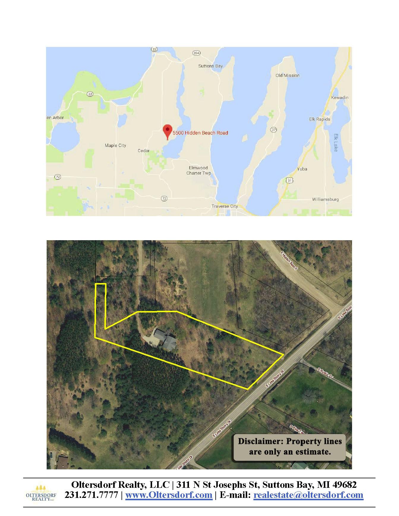 5500 E Hidden Beech, Cedar, MI - For sale by Oltersdorf Realty LLC - Marketing Packet (11).jpg