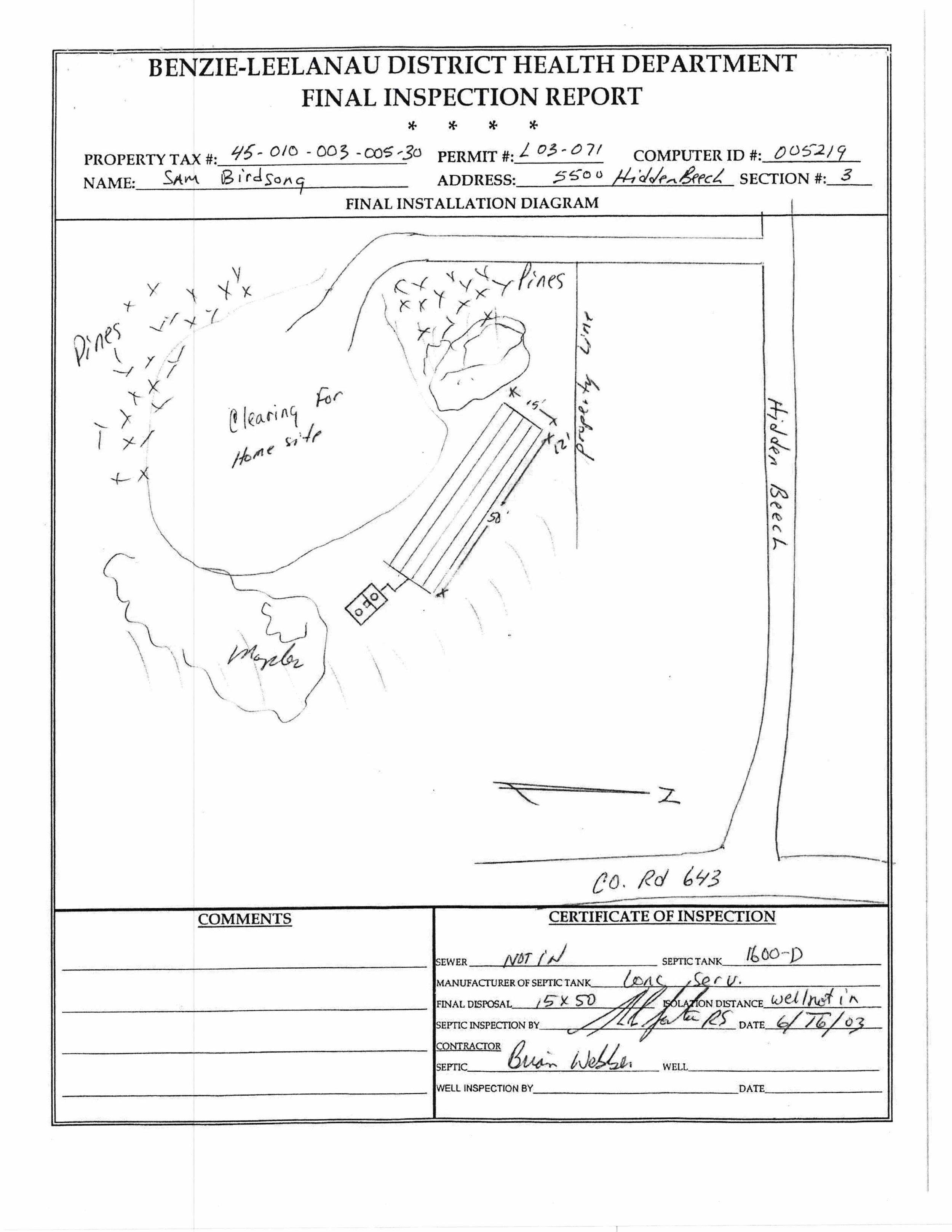 5500 E Hidden Beech, Cedar, MI - For sale by Oltersdorf Realty LLC - Marketing Packet (19).jpg