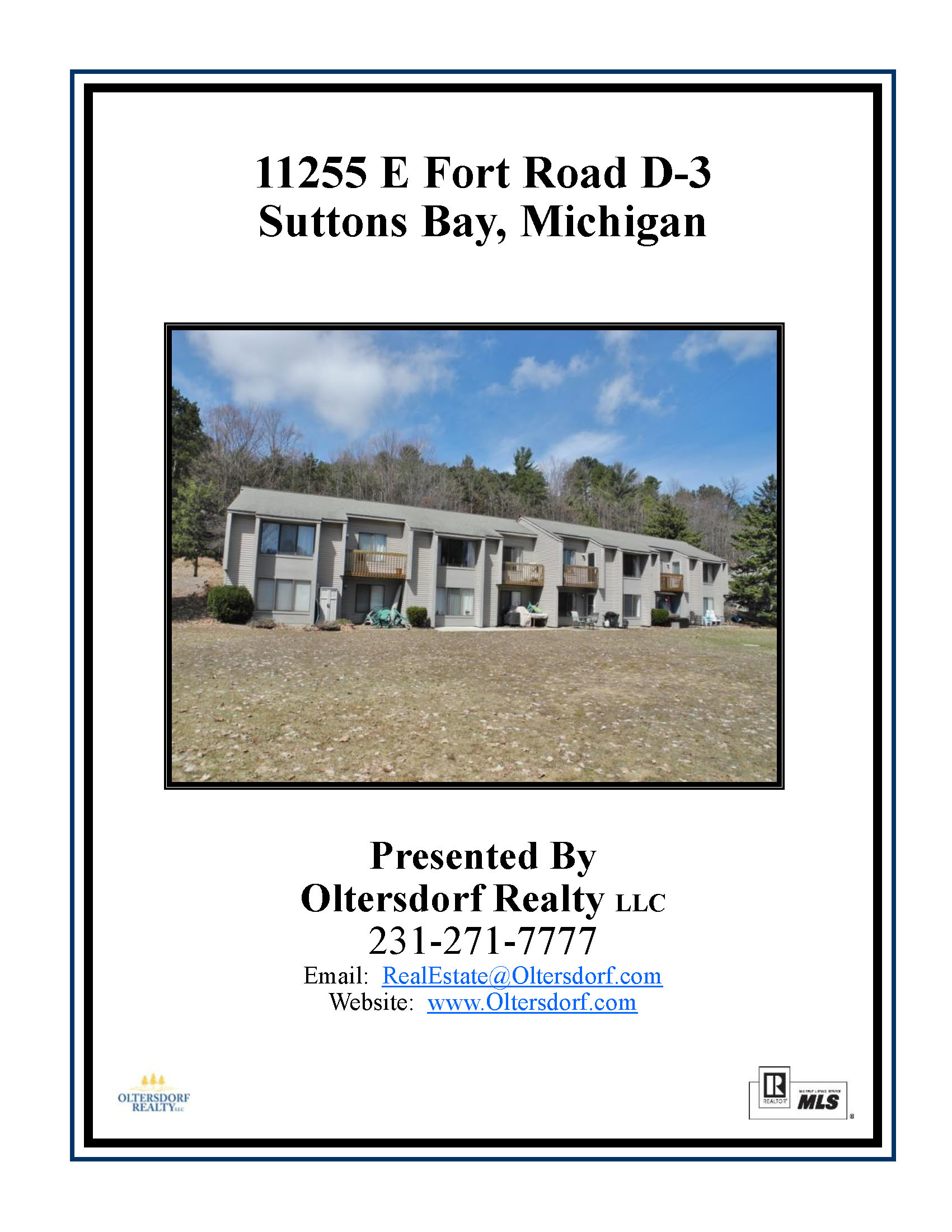 11255 E Fort Road Marketing Packet, Suttons Bay - for Sale by Oltersdorf Realty LLC (1).jpg