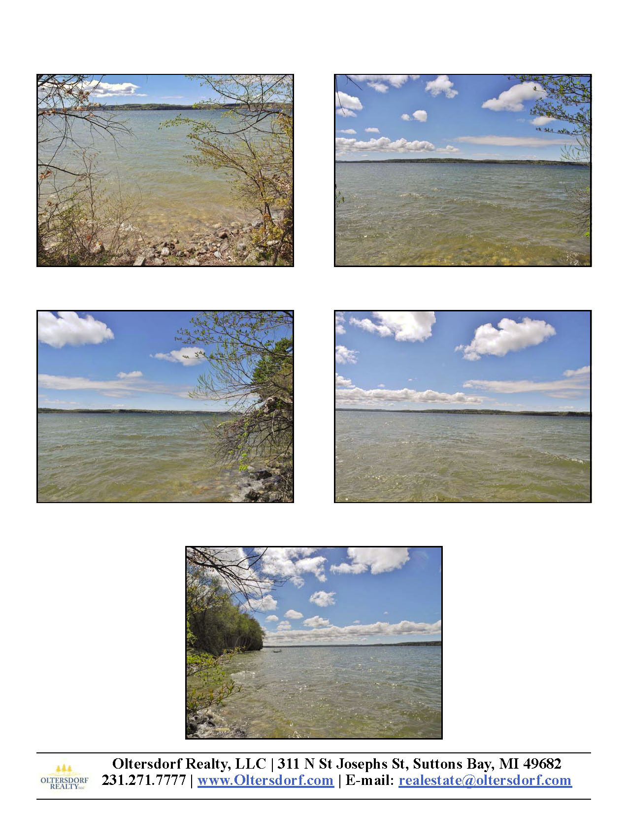 8164 S Lakeview Road, Traverse City, MI – Ranch Home & 100' on Lake Leelanau - For Sale by Oltersdorf Realty LLC - Marketing Packet (2).jpg
