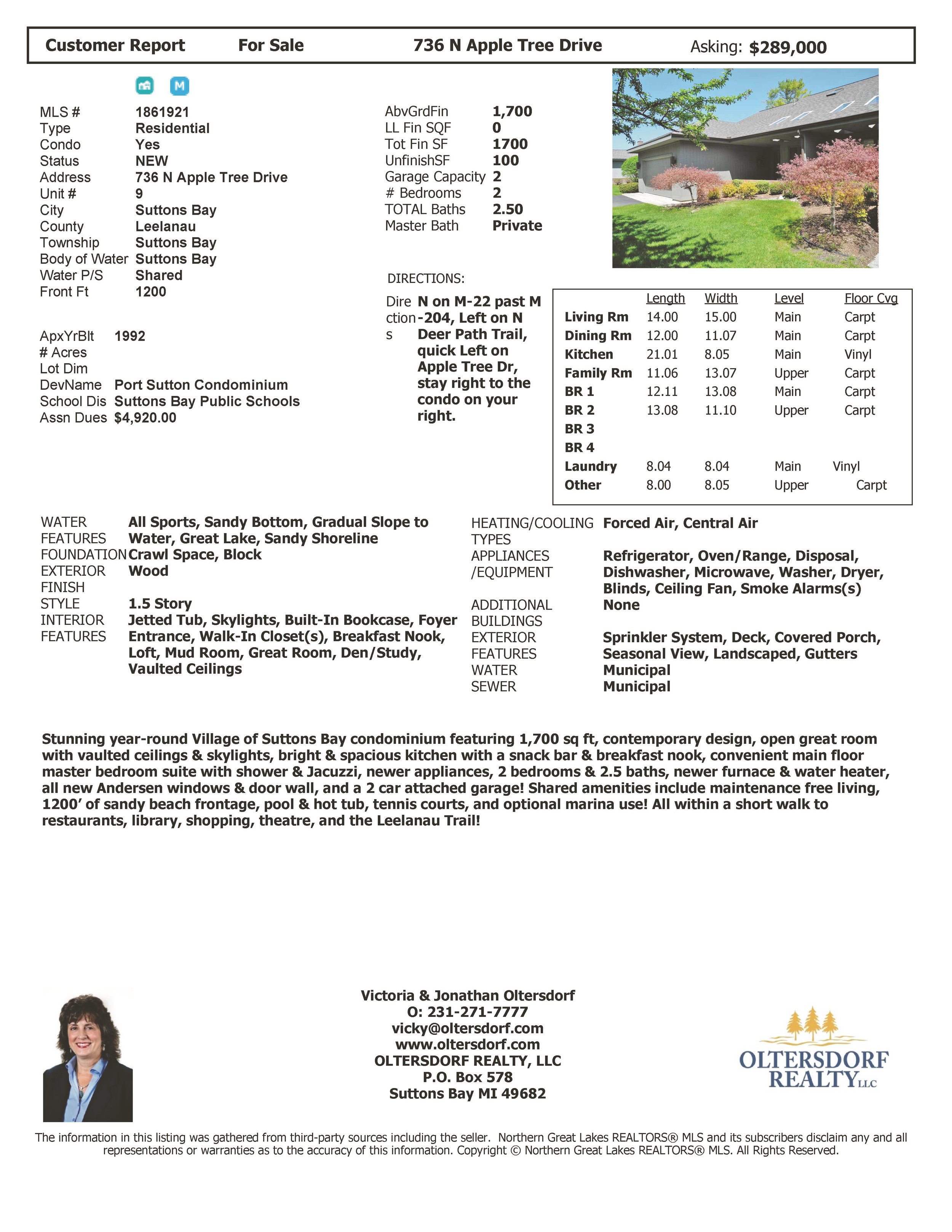 736 N Apple Tree Drive #9 Marketing Packet - For Sale by Oltersdorf Realty LLC (8).jpg