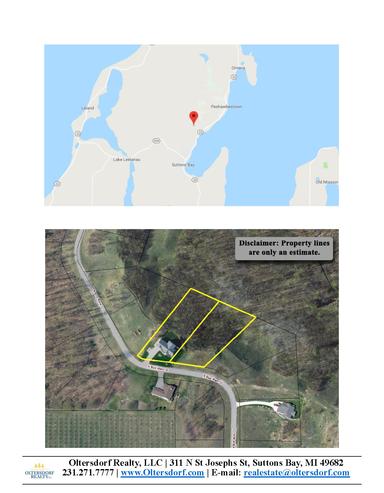1900 N Blue Water Ct, Suttons Bay, MI – Ranch Home & Water Views - Marketing PAcket by Oltersdorf Realty LLC (9).jpg