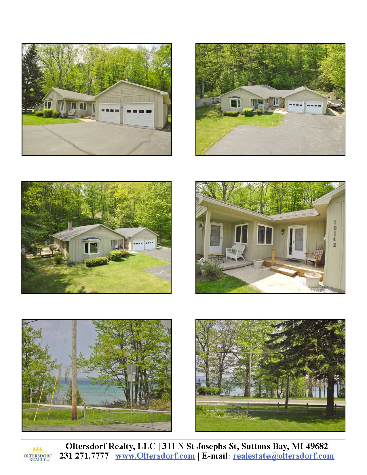 10142 S West Bay Shore Drive, Traverse City, MI - For sale by Oltersdorf Realty LLC - Marketing Packet (2).jpg