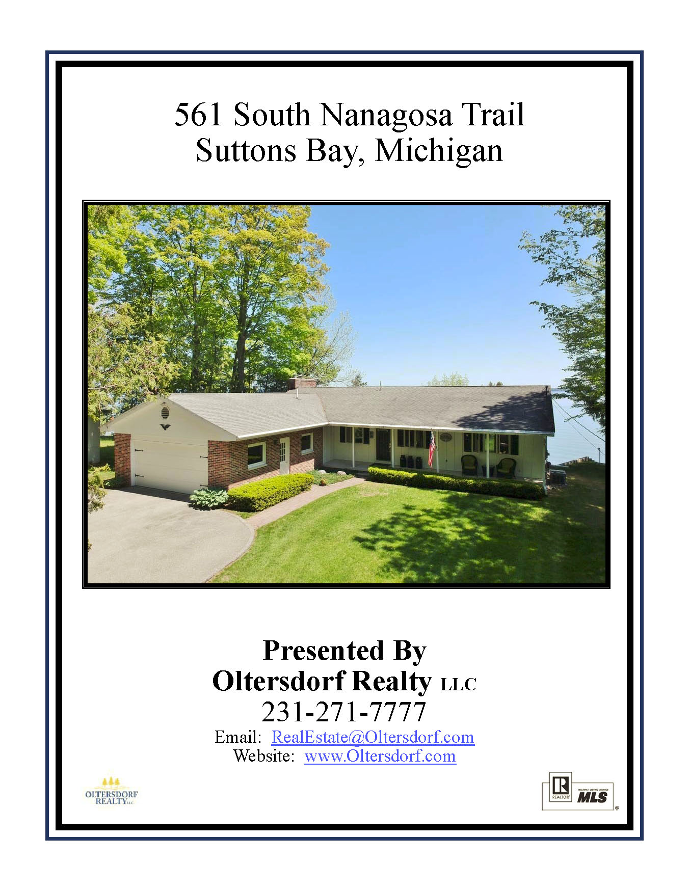 561 S Nanagosa Trail, Suttons Bay – FOR SALE by Oltersdorf Realty - Marketing Packet (1).jpg