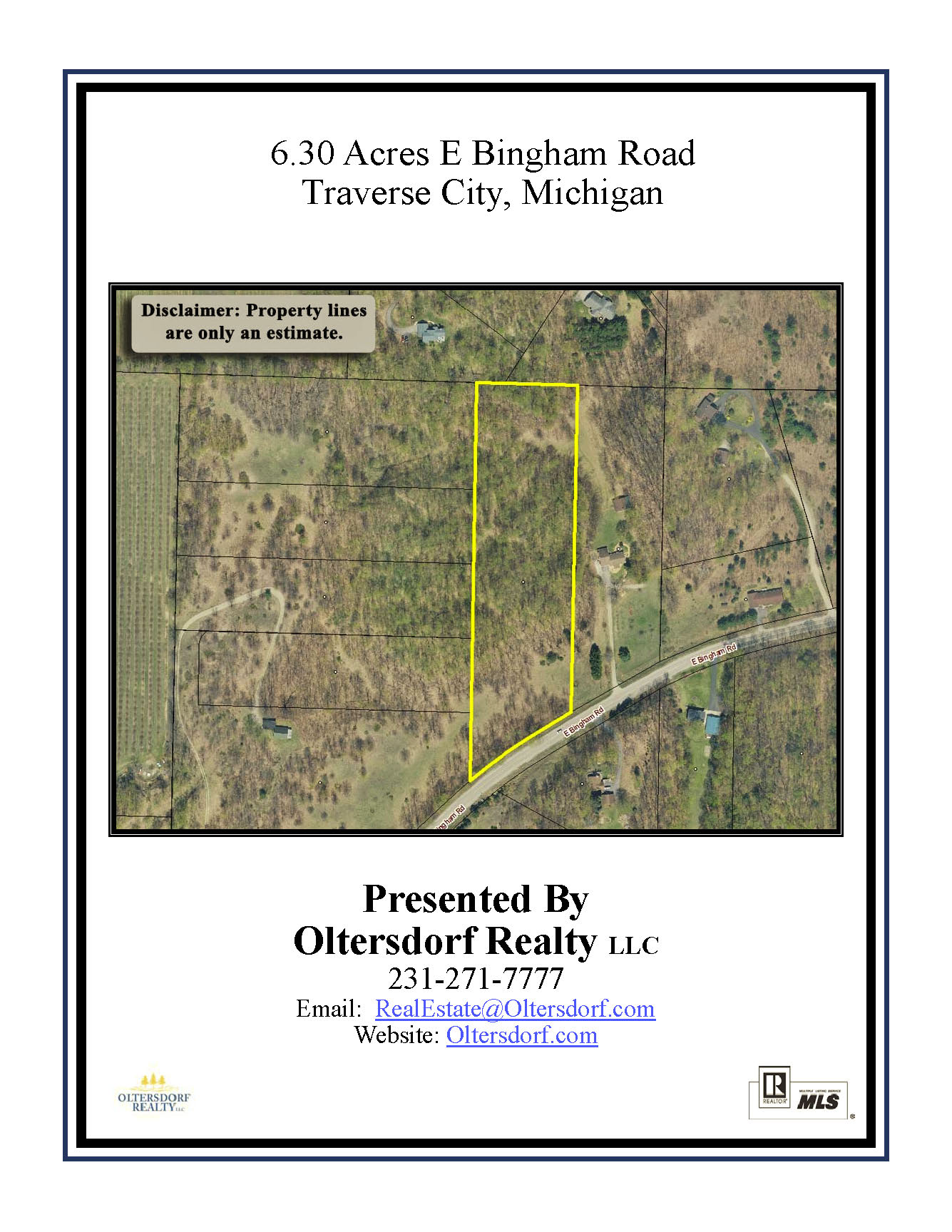 6.30 Acres – E Bingham Road, Traverse City - Marketing Packet by Oltersdorf Realty LLC (1).jpg