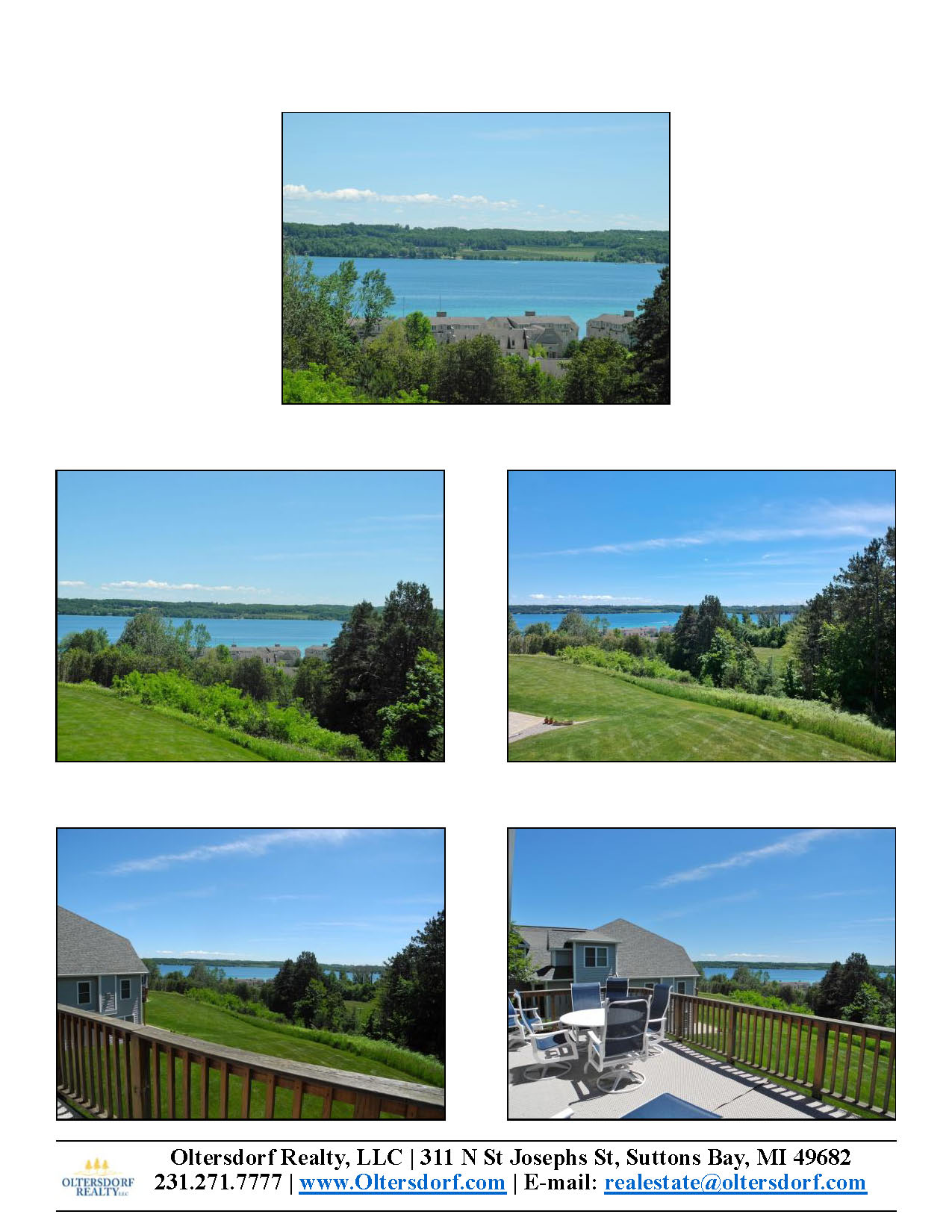 895 N Bay Cliff Drive #23, Suttons Bay, MI – Walkout Ranch Water View Condominium Marketing Packet (2).jpg