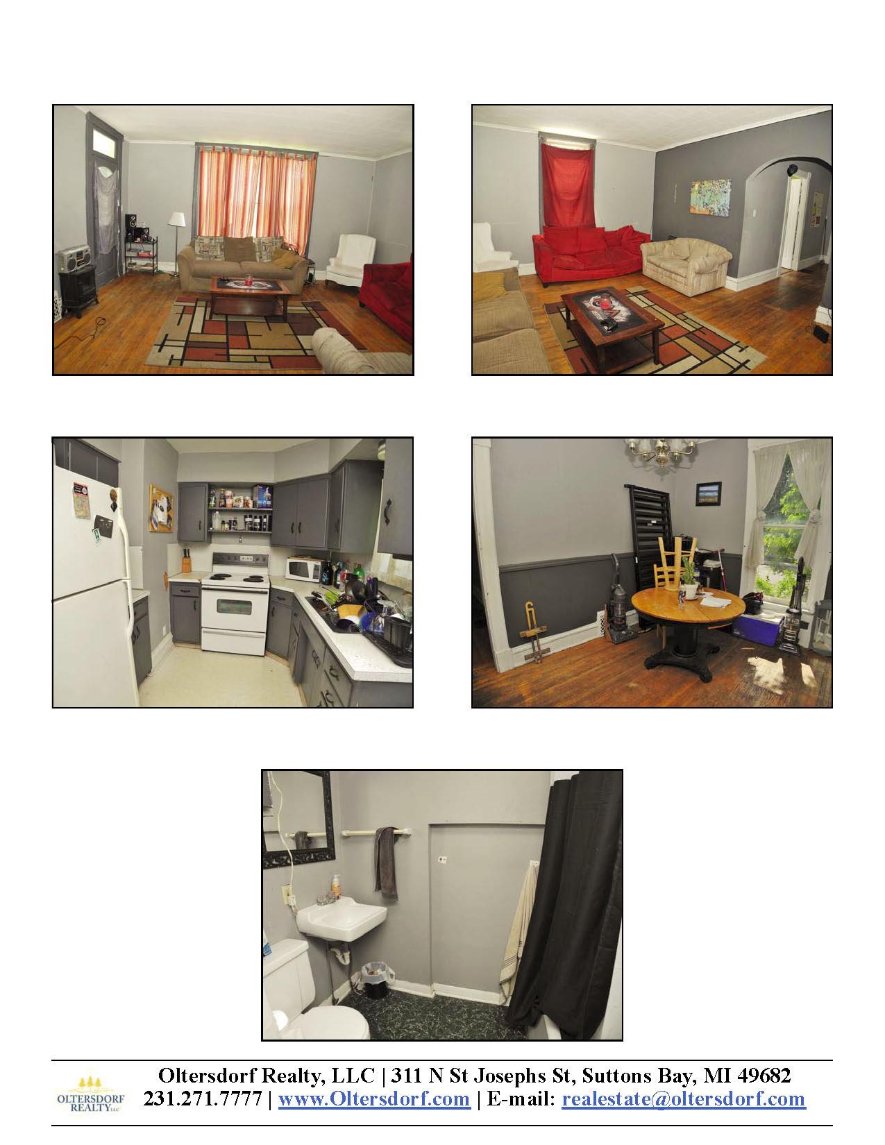 224 W Eighth St, Traverse City, MI – Downtown Traverse City Triplex Marketing Packet - For sale by Oltersdorf Realty LLC (6).jpg