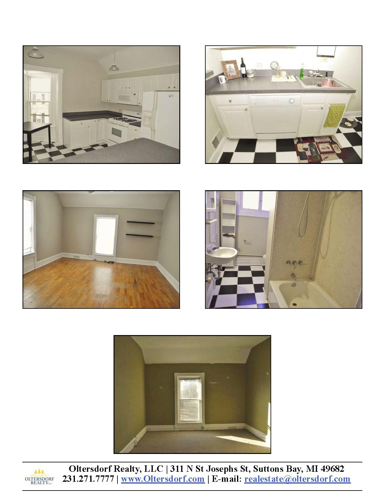 224 W Eighth St, Traverse City, MI – Downtown Traverse City Triplex Marketing Packet - For sale by Oltersdorf Realty LLC (5).jpg