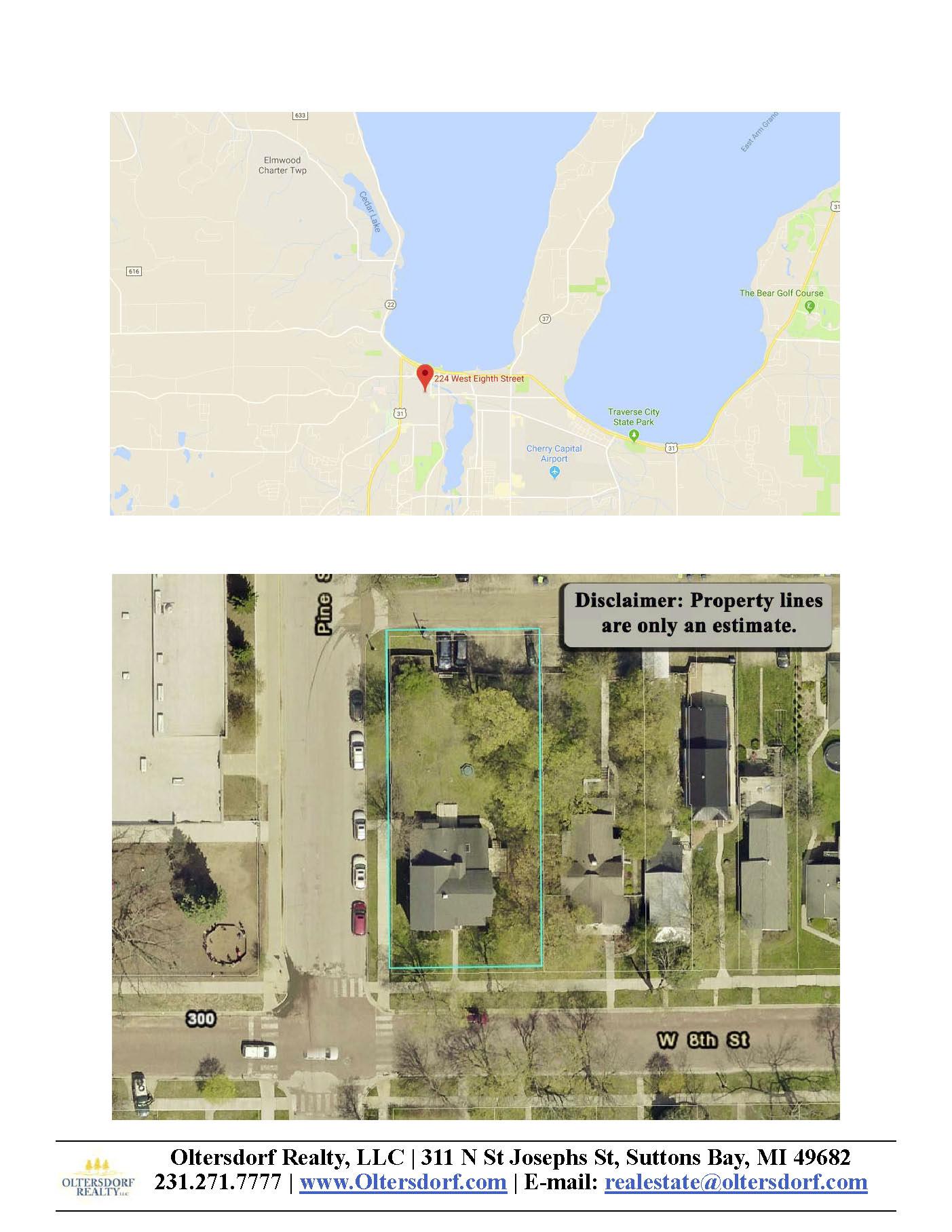 224 W Eighth St, Traverse City, MI – Downtown Traverse City Triplex Marketing Packet - For sale by Oltersdorf Realty LLC (11).jpg