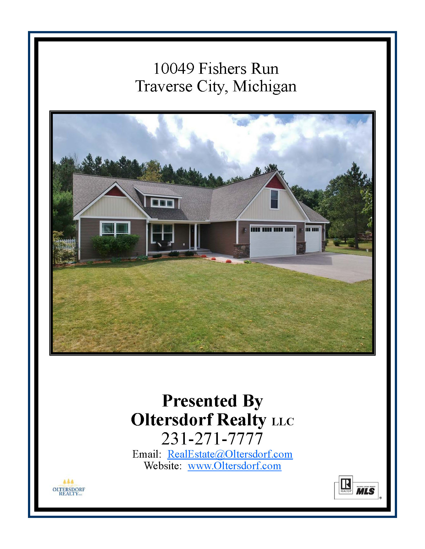10049 Fishers Run, Traverse City, MI – Newer 2,175 Sq Ft Home on 1.32 Acres - Marketing Packet (1).jpg