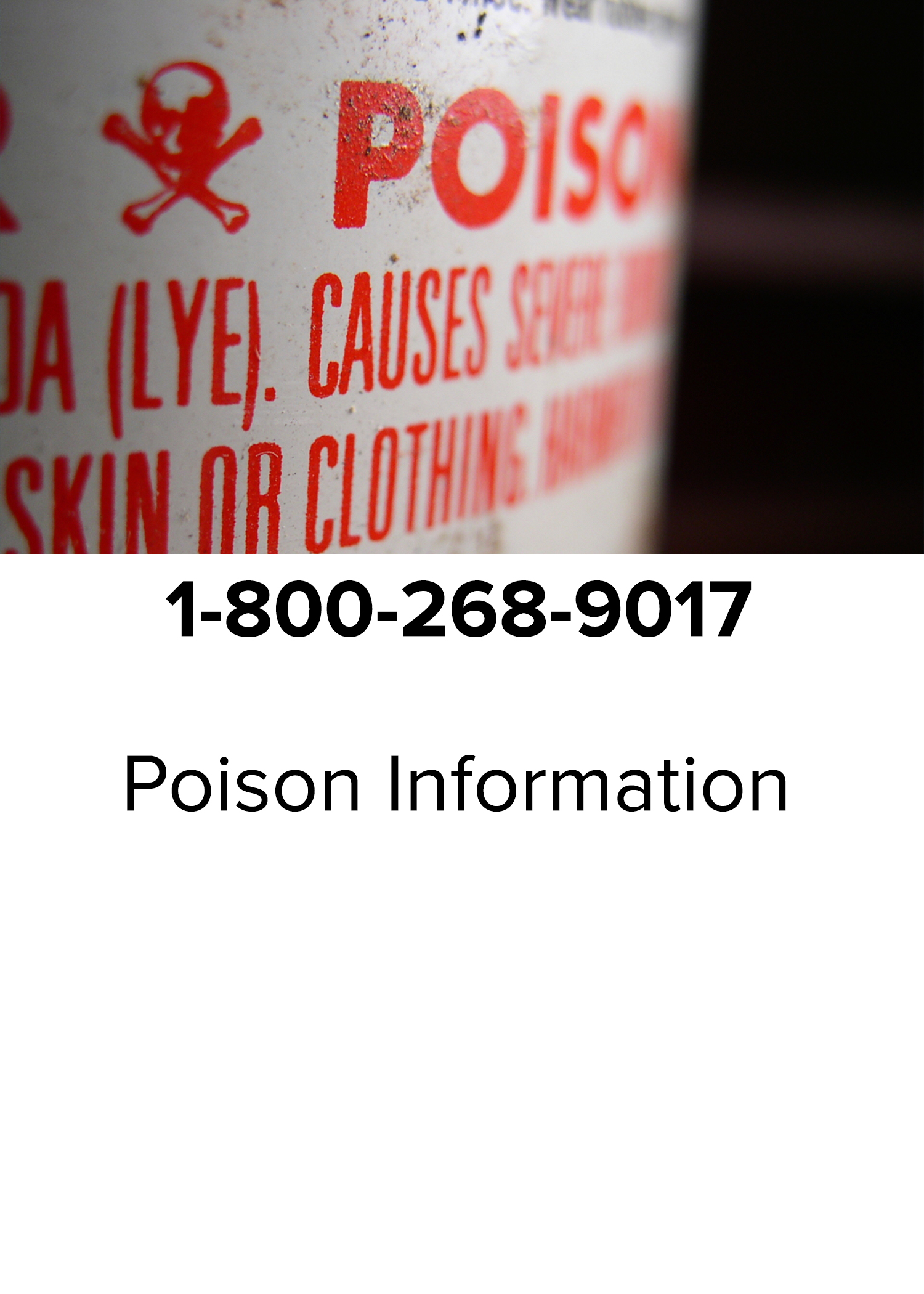 Poison Information