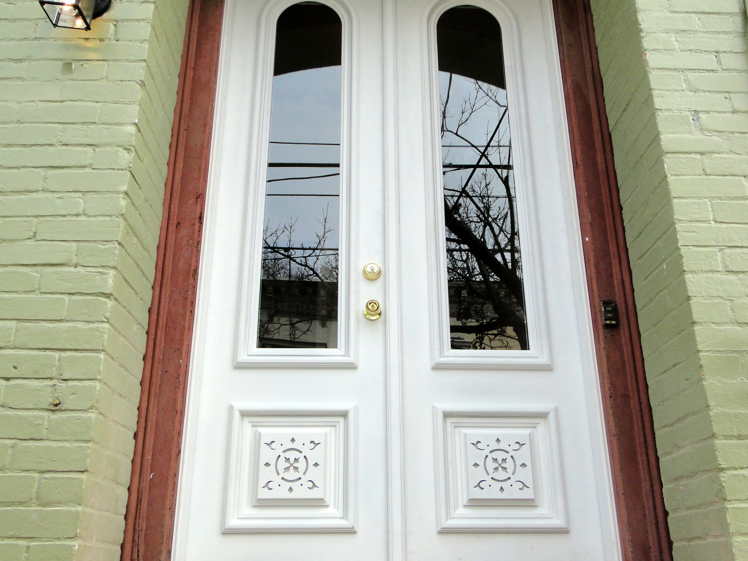 Historical Door Reproduction