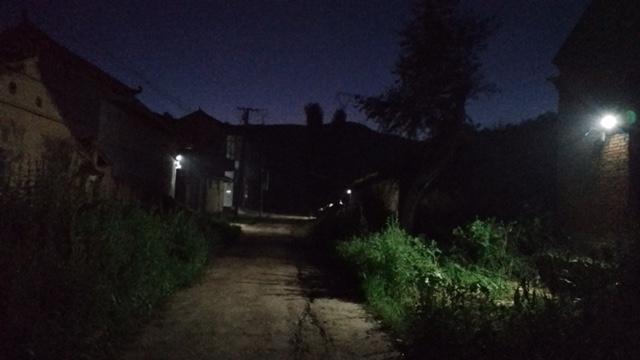 Lighting path