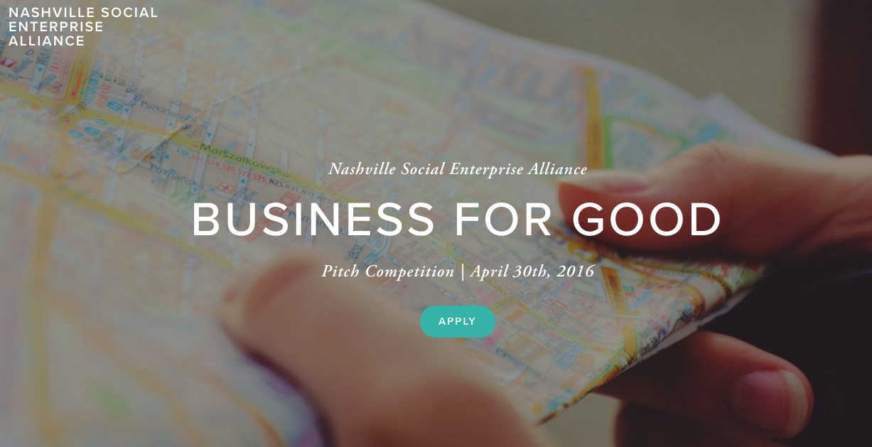 business for good nashville sea competition