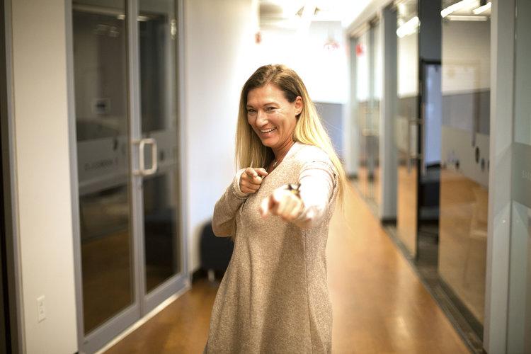 Amy Cotta  Female Founder