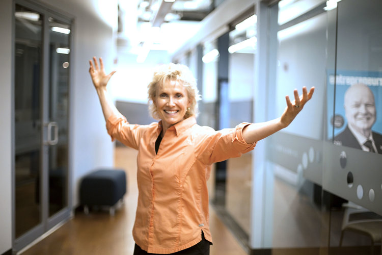 Cindy Baldhoff  Veteran Entrepreneur