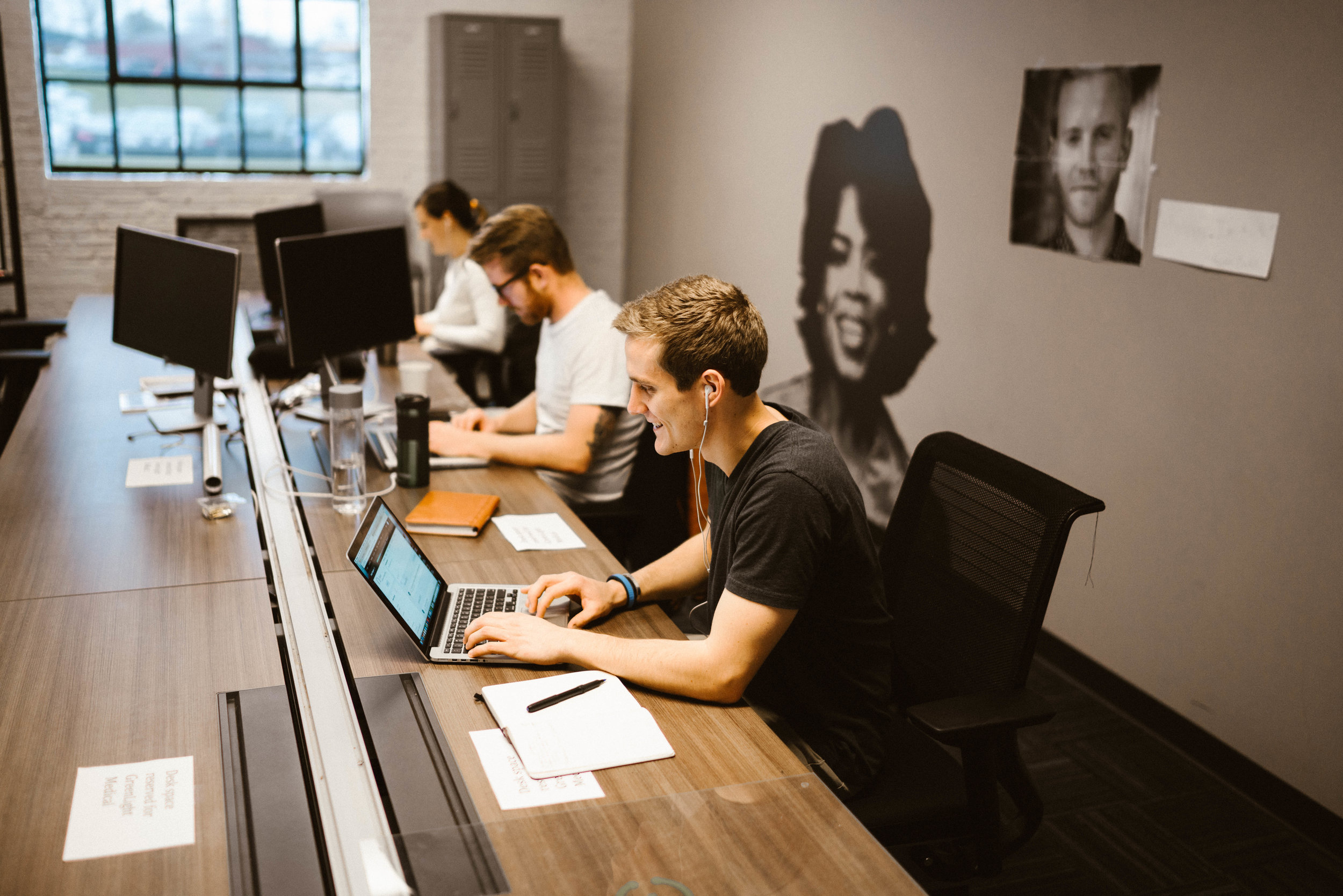 CoWorking Space in Downtown Nashville