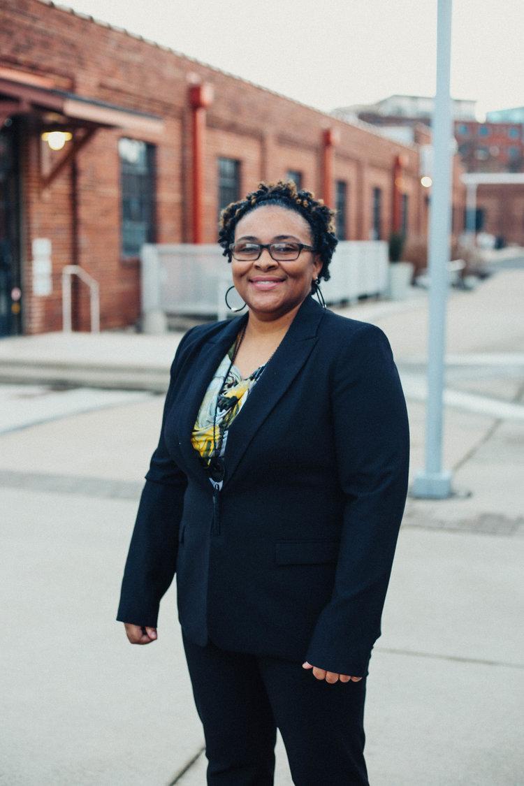 Brandie Jones  Student Ambassador
