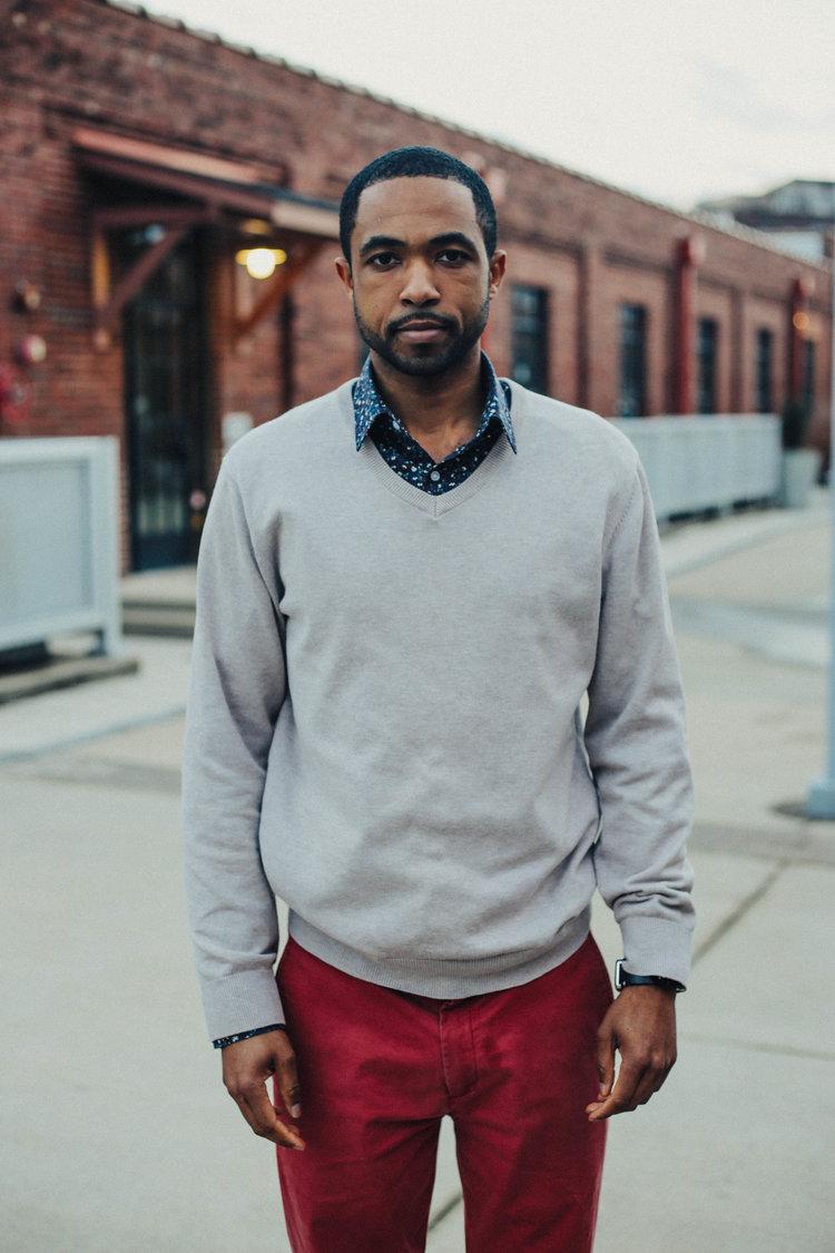 Ahmad Murrah  Minority Founder