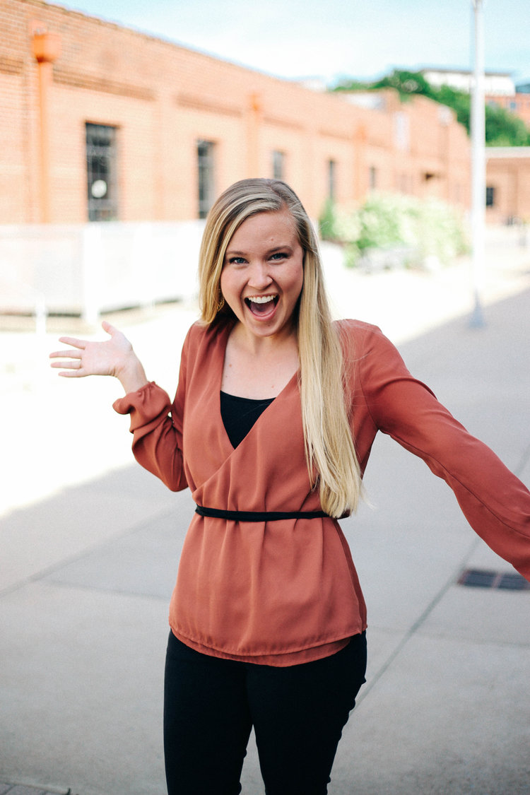 Tori Samples  Student Ambassador Scholar