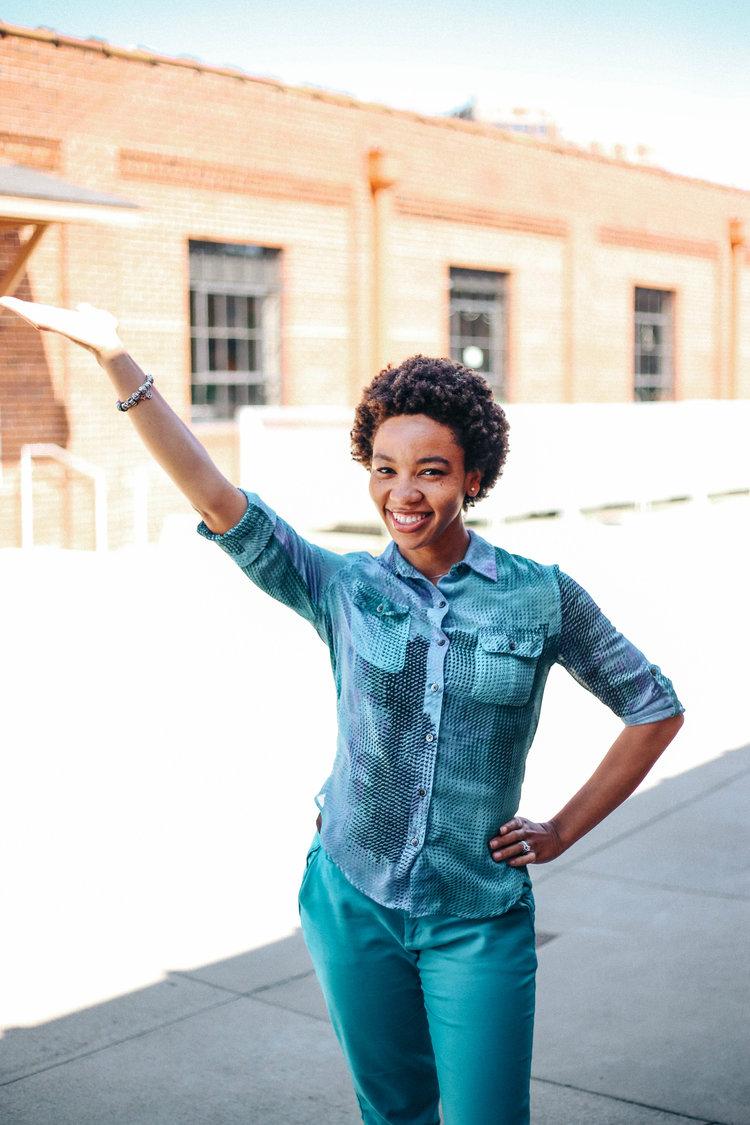 Jennifer Douglas  Minority Founder