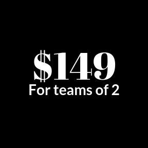 Add additional team members for $25 each, limit of 3