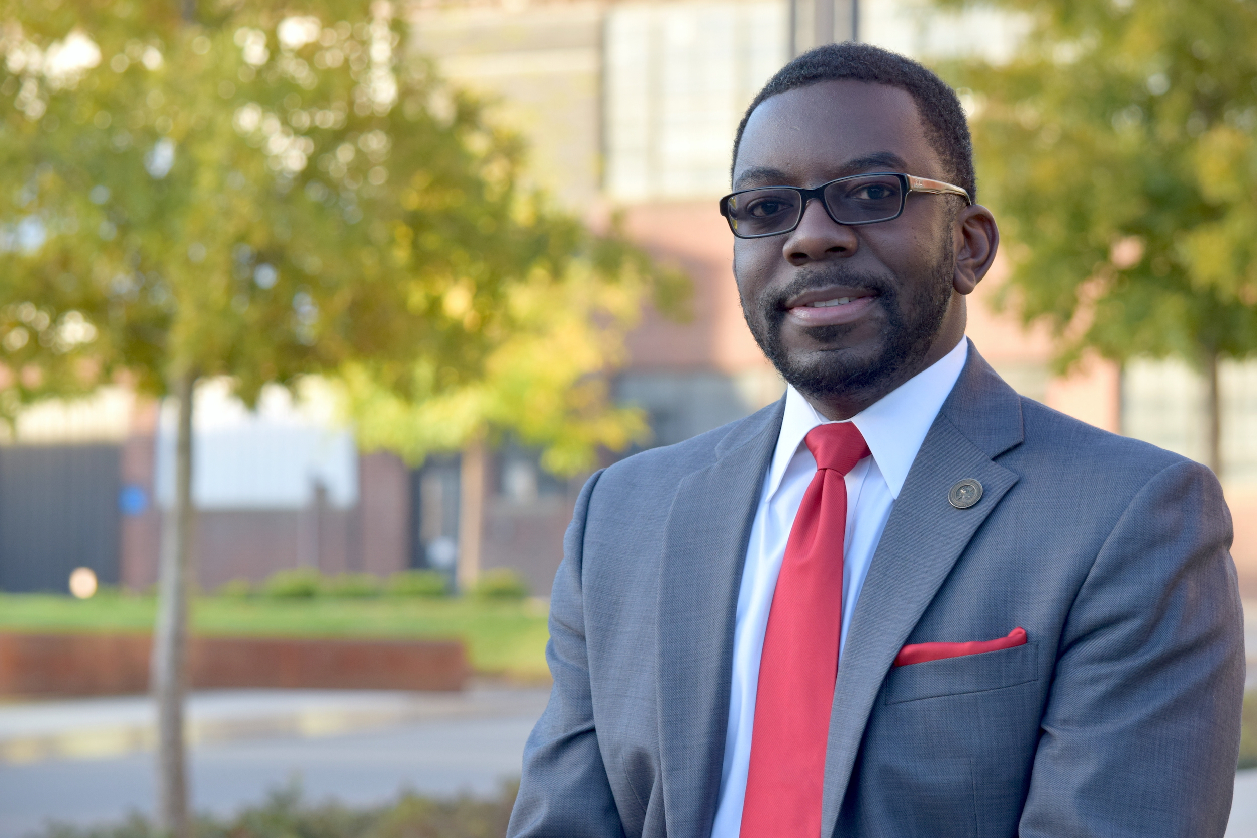 Isaac Addae  Assistant Professor of Business Administration at TSU