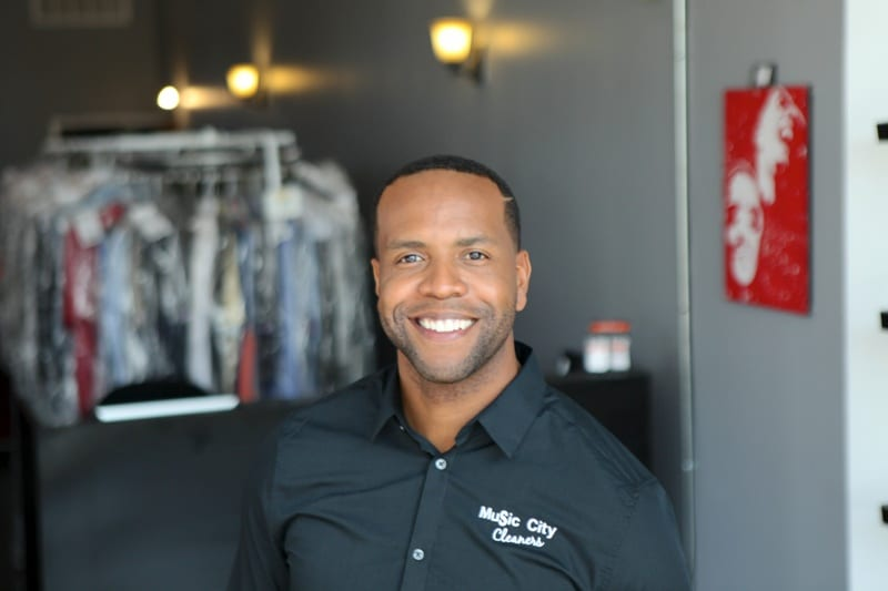 JOSHUA MUNDY  Owner, Music City Cleaners, C-Founder of theLAB Nashville and Founder of Fortitude Homes