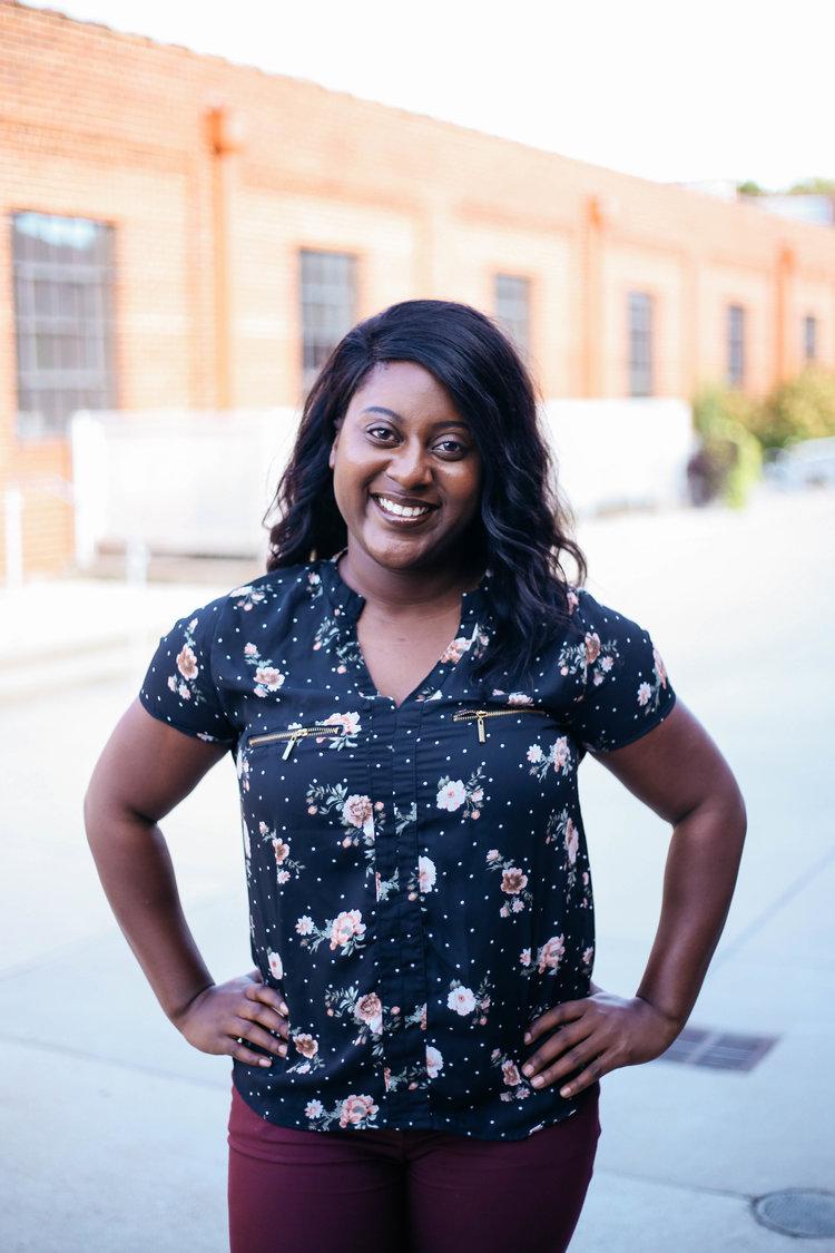 Alandryia Jones  Minority Founder
