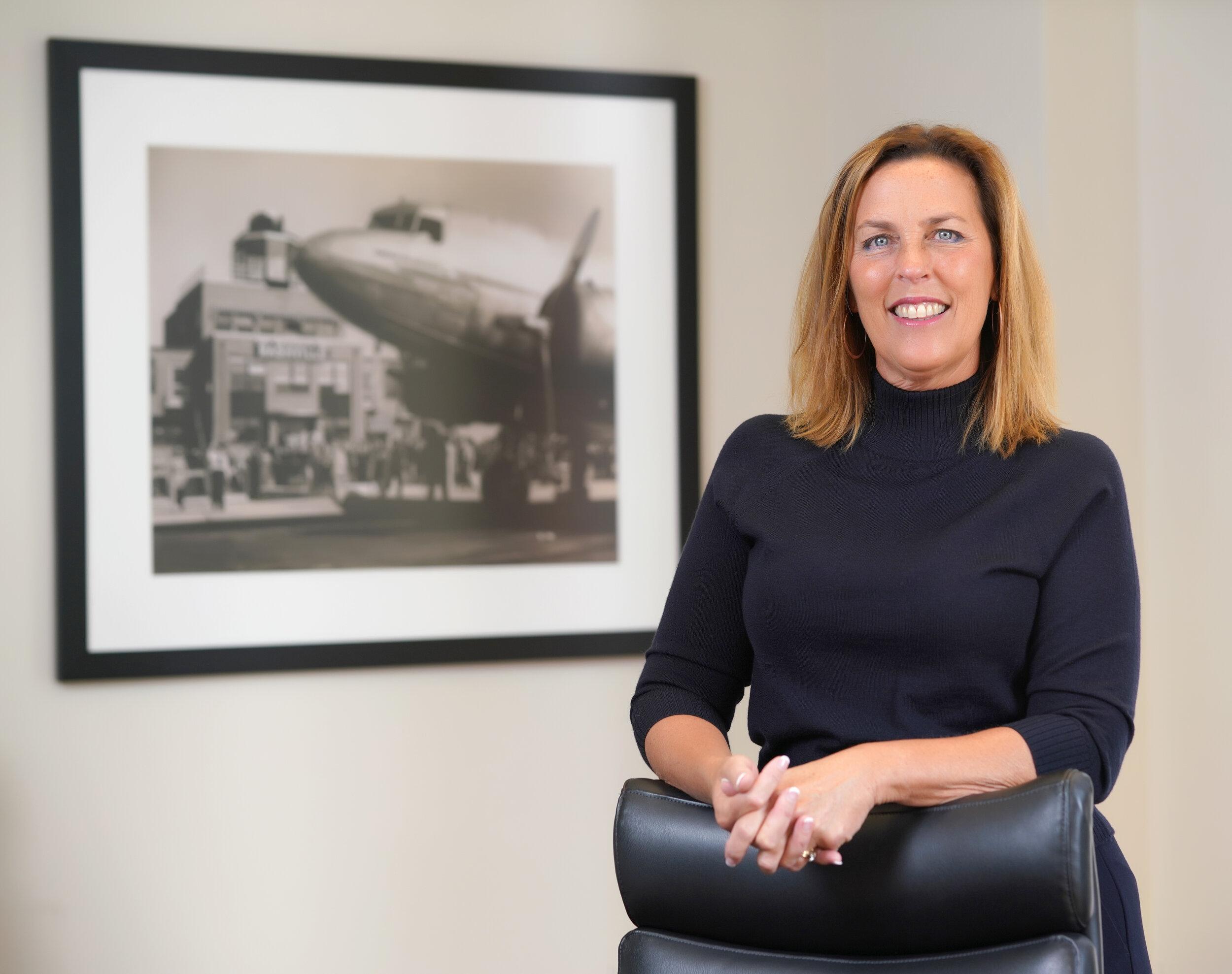 Jane H. Allen, incoming CEO of The Nashville Entrepreneur Center