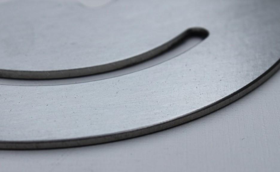 RVS borstelen met richtingloze metaal finish