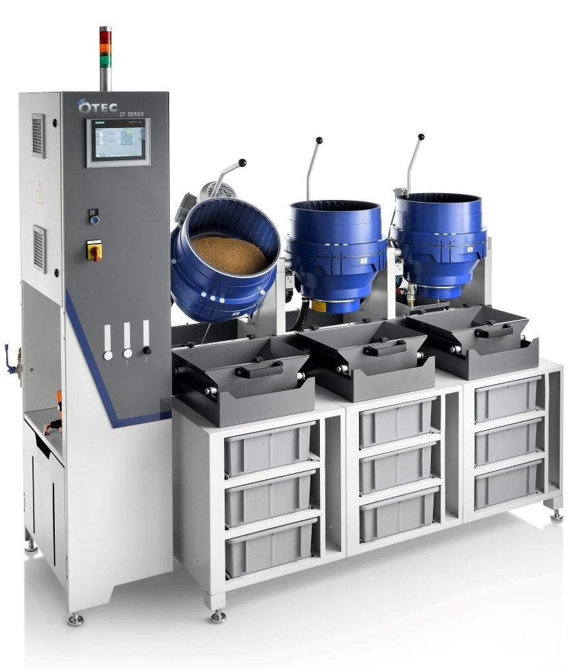 Machine: OTEC CF 3x50 -