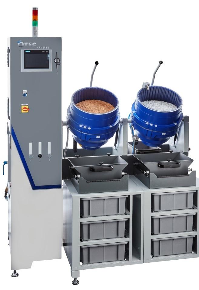 OTEC CF machine