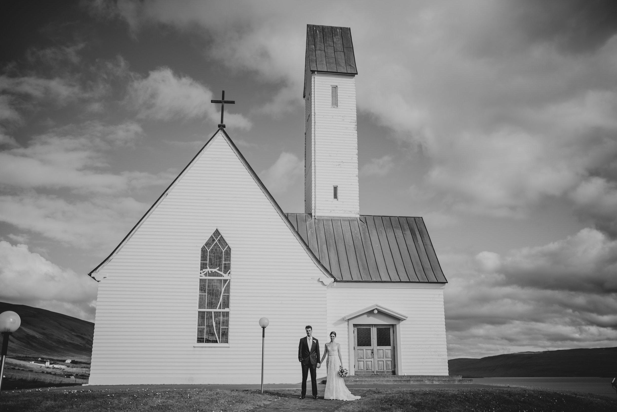 West-Iceland-Church-Wedding