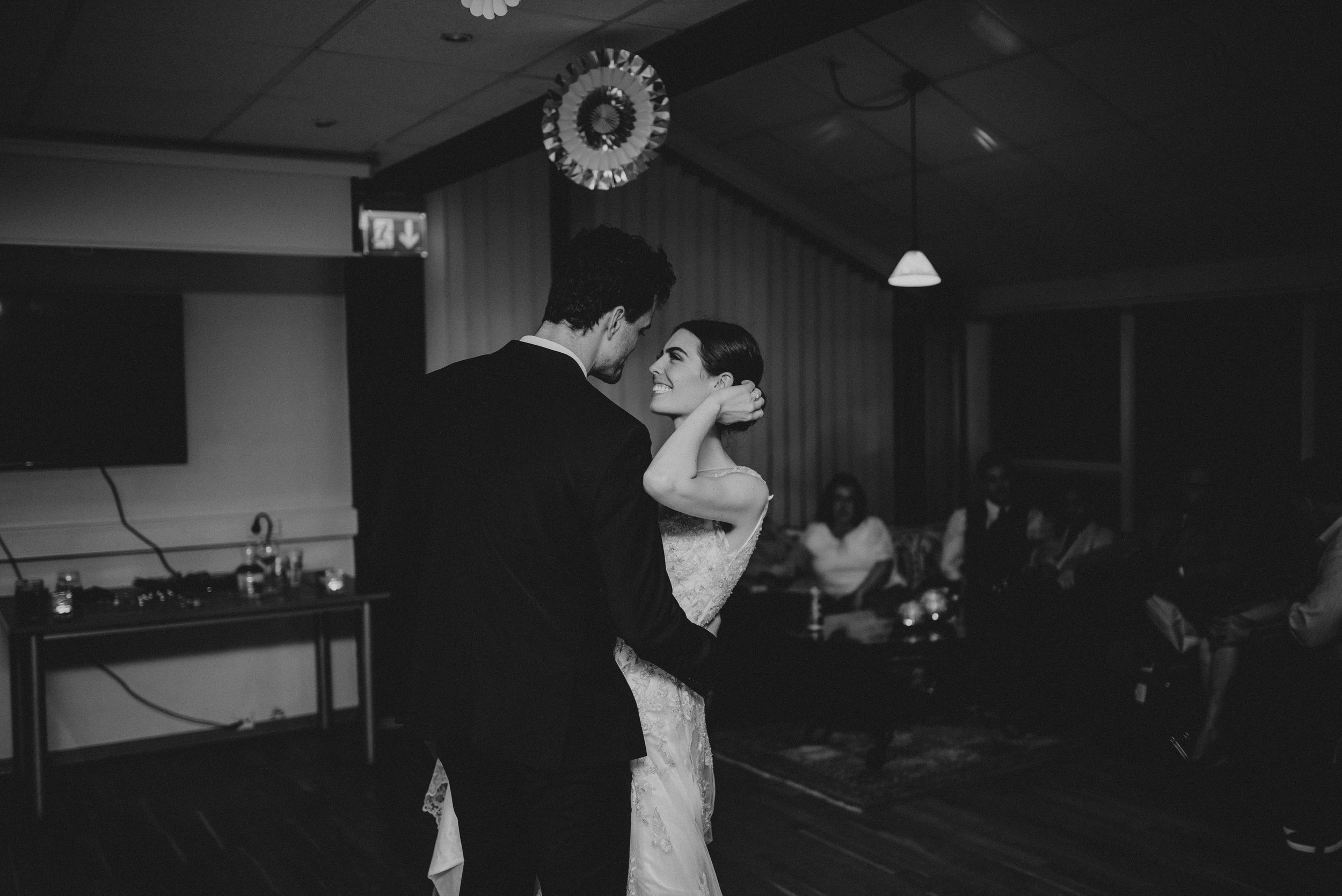 Our first dance was to  Harvest Moon  by Neil Young
