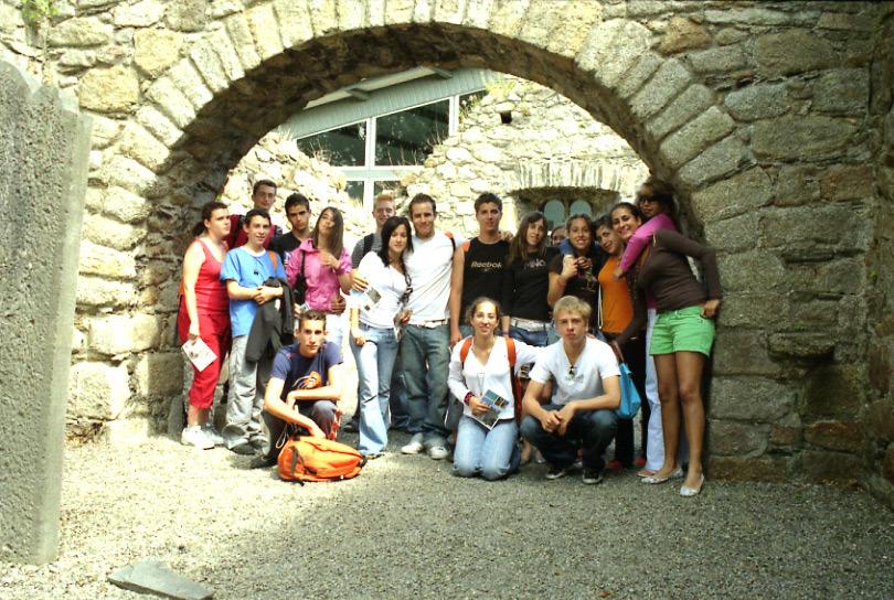 Trip to Dalkey Castle