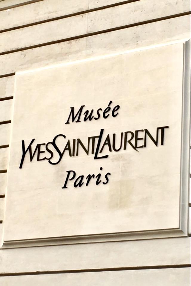 Foundation Pierre Berge - Yves Saint Laurent 5 Avenue Marceau, 75116 Paris, France