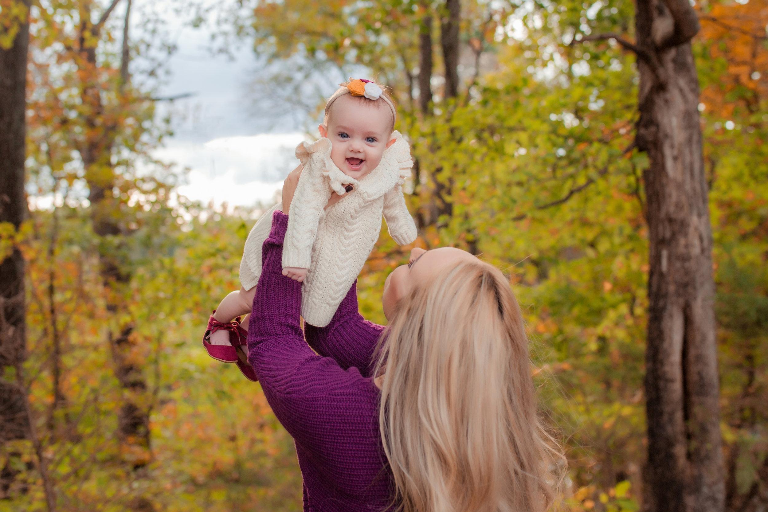 Fall Family -