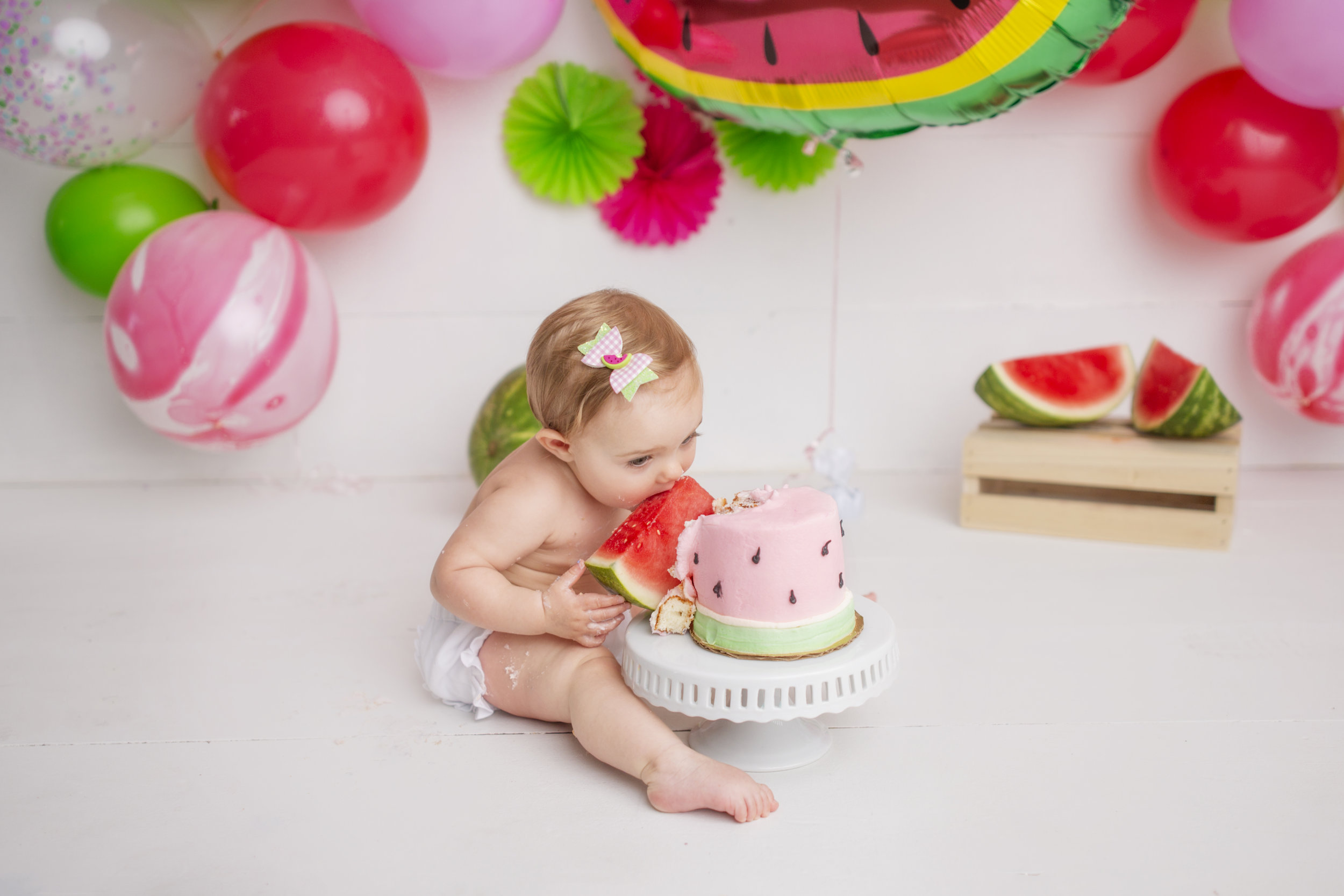 First Birthday -
