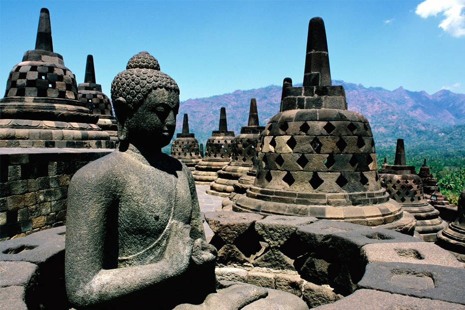Indonesia Travel Inspiration - Heritage sits