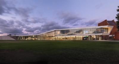 Case Western Reserve University's Tinkham Veale University Center - Cleveland, OH