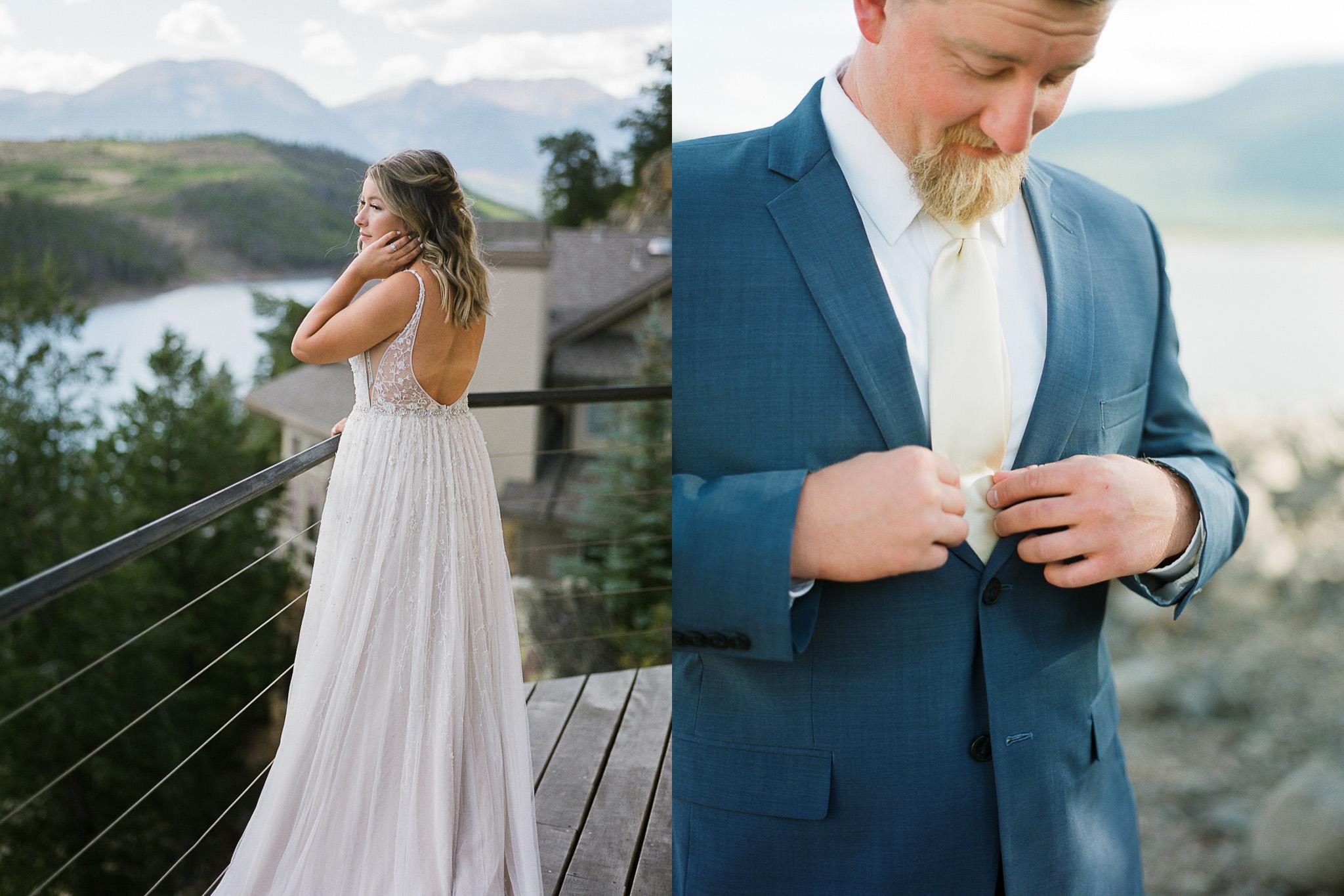 Colorado Mountain Wedding Fine Art Film Photography Dillon Colorado-05.jpg