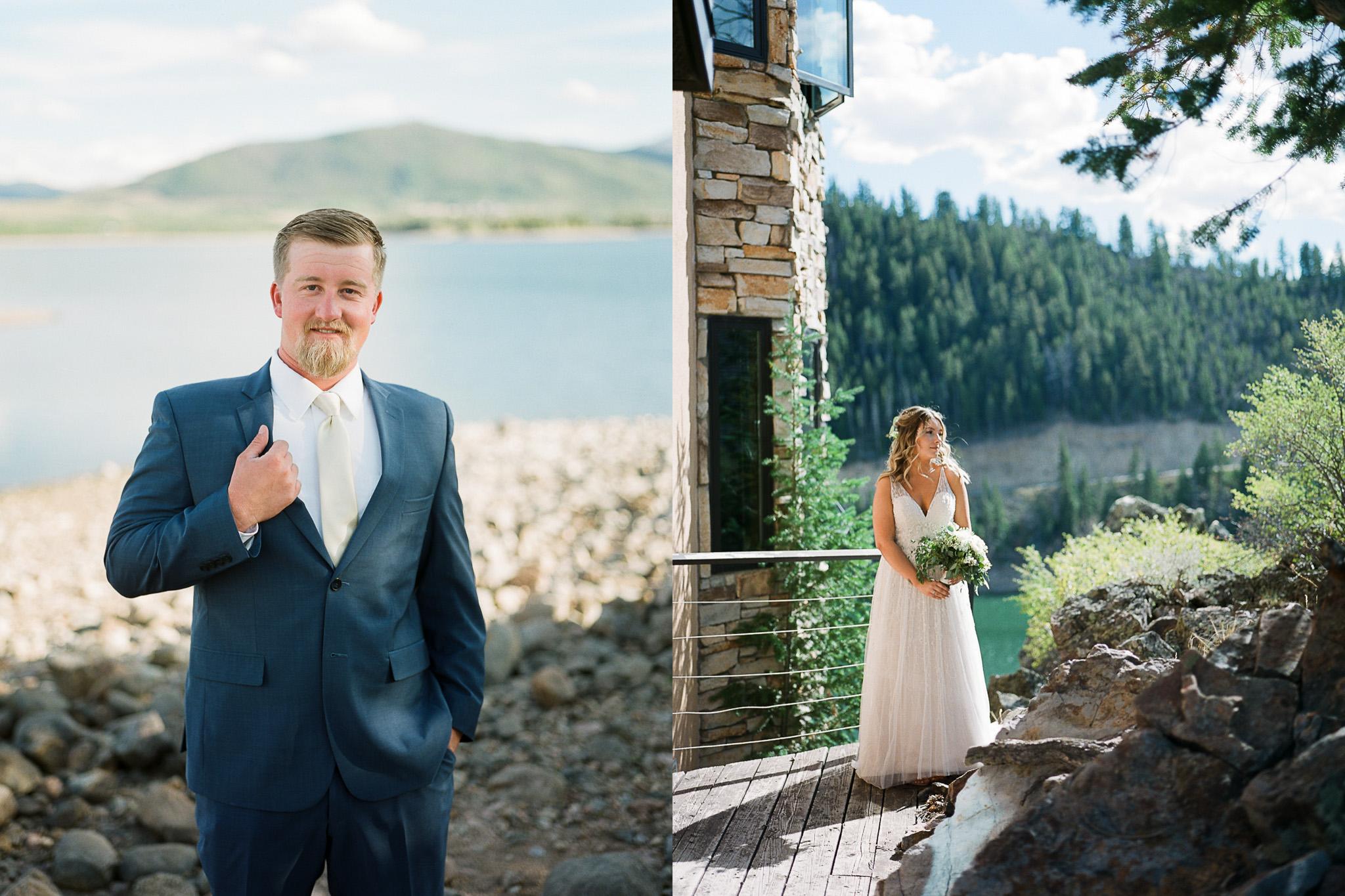 Colorado Mountain Wedding Fine Art Film Photography Dillon Colorado-06.jpg